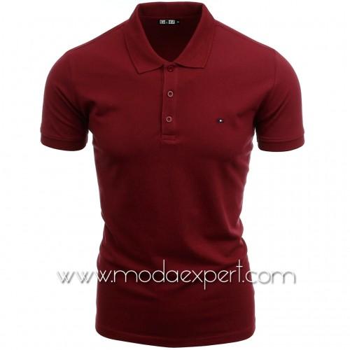 Мъжка тениска с яка №14200-C