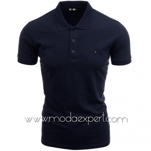Мъжка тениска с яка №14200-S