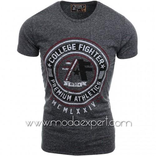 Мъжка тениска №14515-A