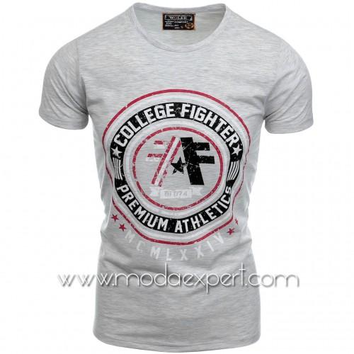 Мъжка тениска №14515-G