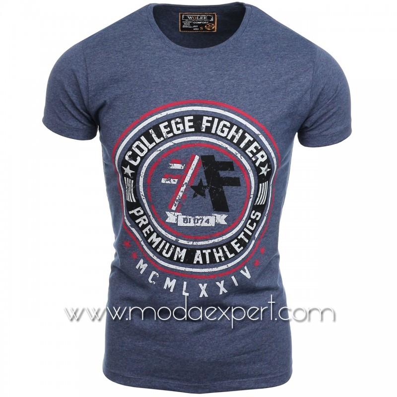 Мъжка тениска №14515-S