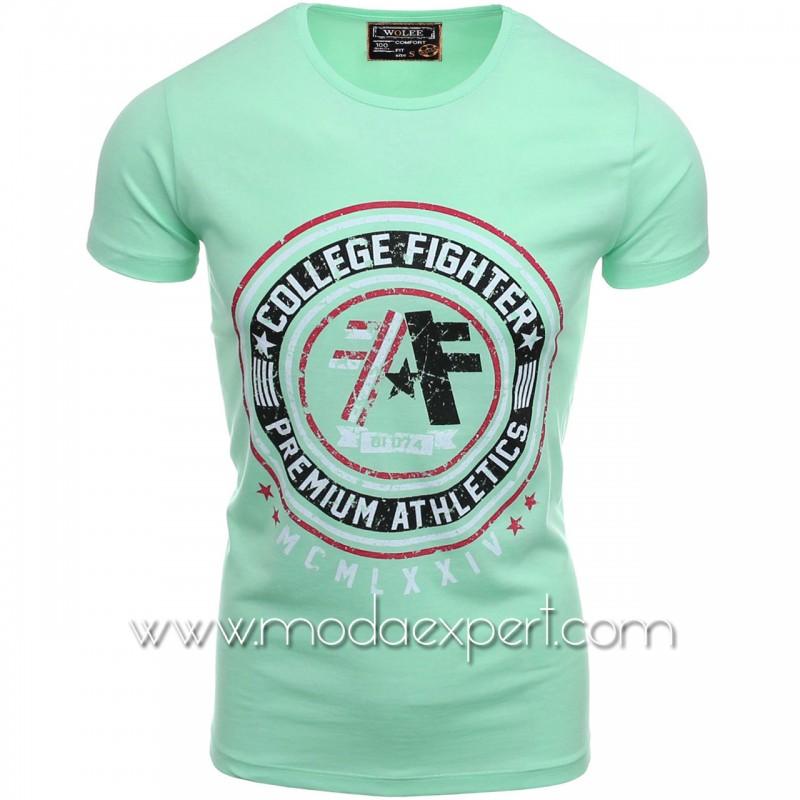 Мъжка тениска №14515-Z