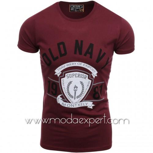 Мъжка тениска №14520-C