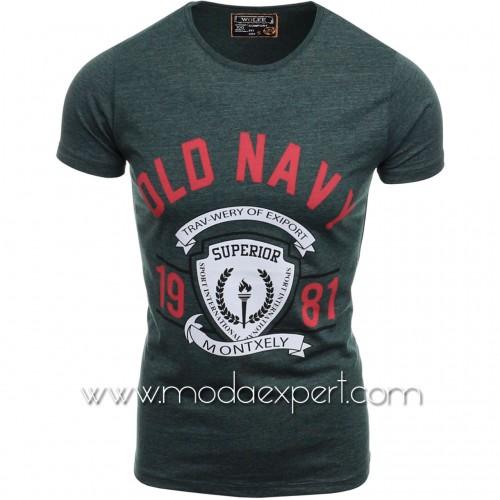 Мъжка тениска №14520-Z