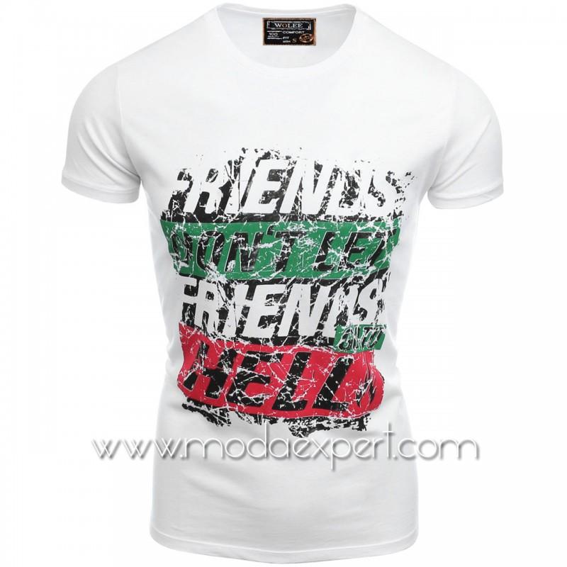 Мъжка тениска №14534