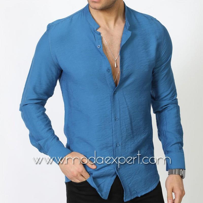 Мъжка риза №MR-651-TS