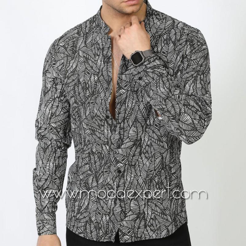 Мъжка риза №MR-656-B