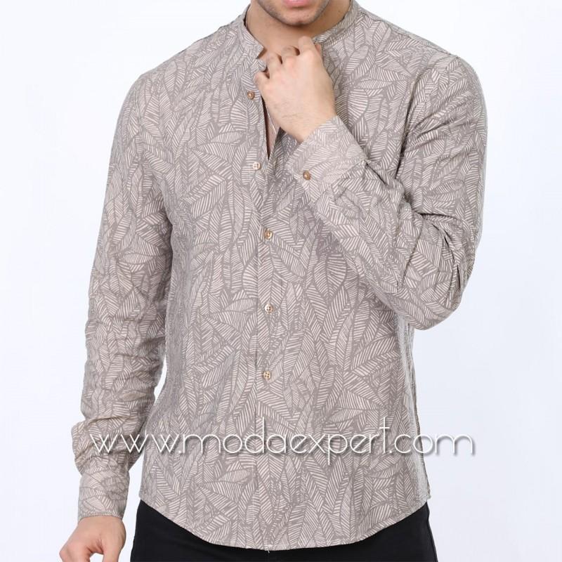Мъжка риза №MR-656-K