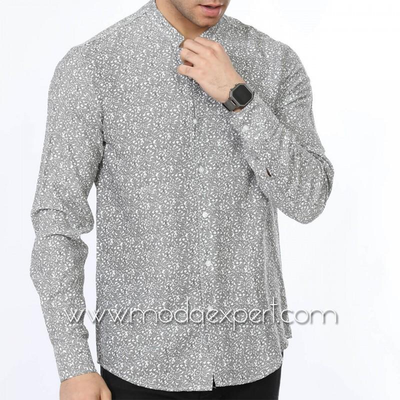 Мъжка риза №MR-6562-B