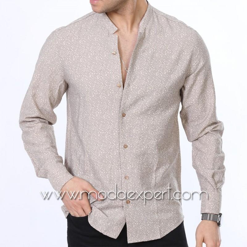 Мъжка риза №MR-6562-K