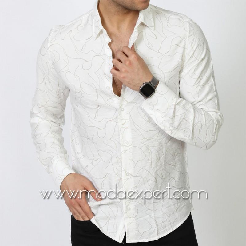 Мъжка риза №MR-657-E