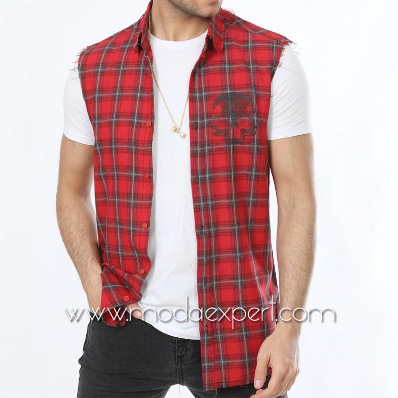 Комплект риза с тениска №MR-661-R