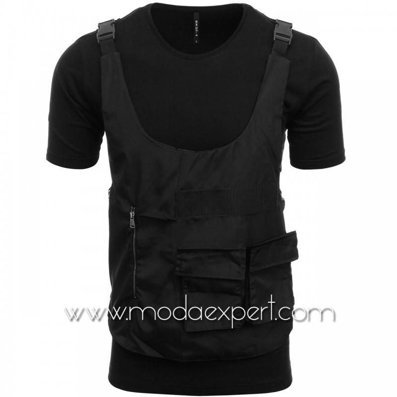 Мъжка тениска Military №E161